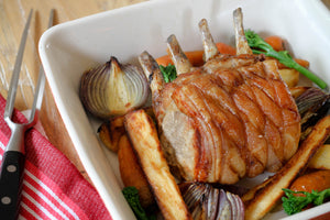 Roasted Pork French Trim Pork