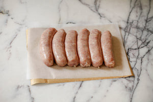 Gills Pork & Apple Sausages