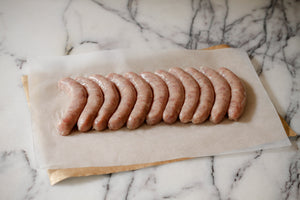 Pork Chipolata Sausages