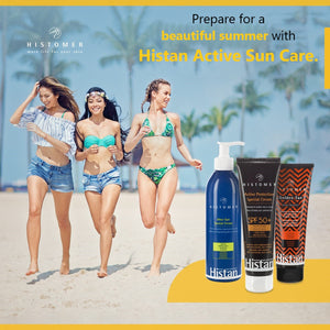 Histan Active Sun Care - your safe partner this summer