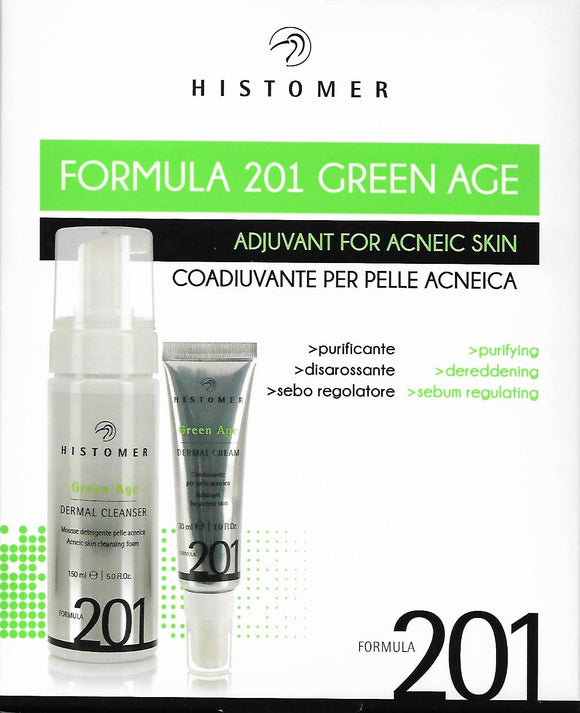 Histomer F201 Green Age Acne Complete Kit - Histomer Malta
