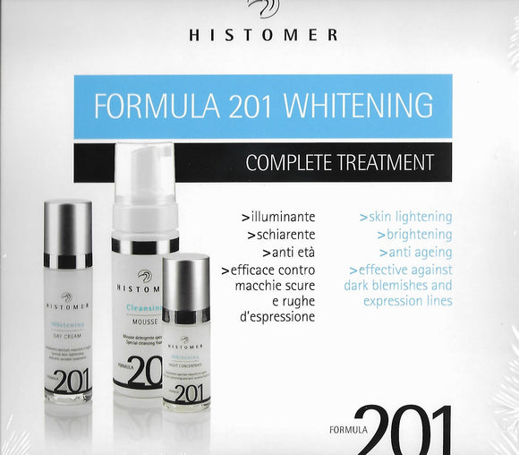 Histomer F201 Whitening Complete Treatment Home Kit