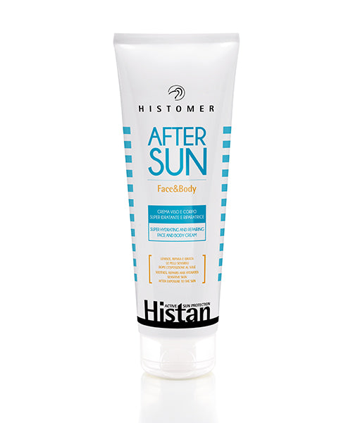 Histan Sensitive Skin After Sun Face & Body Cream (250ml) - Histomer Malta