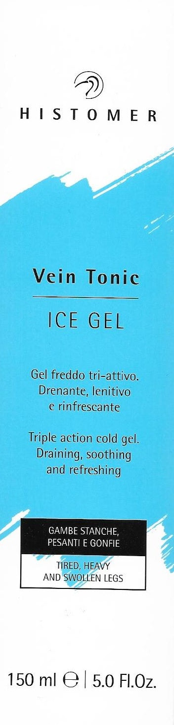 Histomer Vein Tonic Ice Gel (150ml) - Histomer Malta