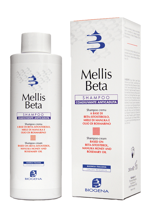 Biogena Mellis Beta Shampoo Cream (200ml)