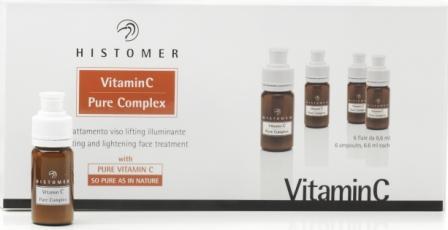 Histomer Vitamin C Pure Complex (6 x 6.6ml) - Histomer Malta