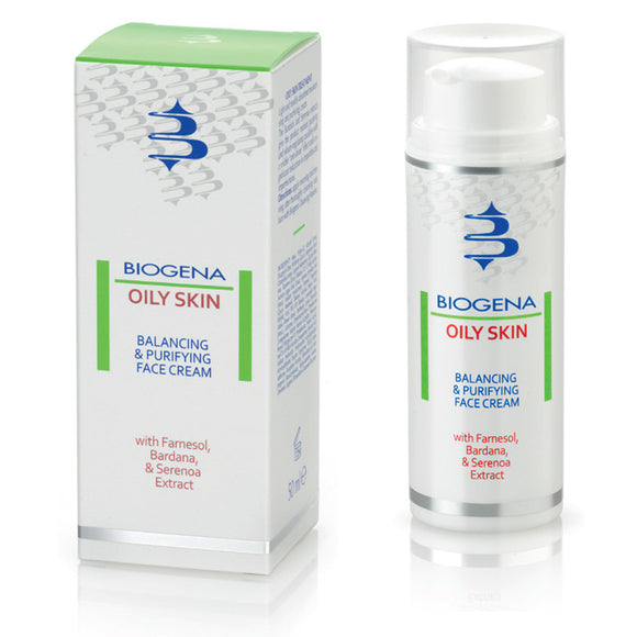 Biogena Oily Skin Cream (50ml)