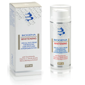 Biogena Whitening Cream (50ml) - Histomer Malta