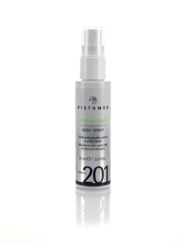 Histomer F201 Green Age Body Spray (75ml) - Histomer Malta