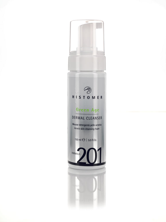 Histomer F201 Green Age Dermal Cleanser (150ml) - Histomer Malta