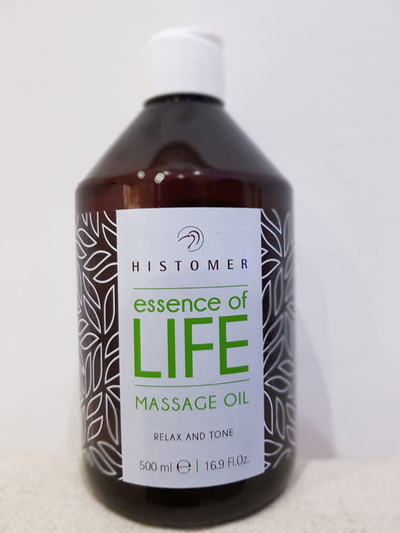 Histomer Essence of Life Massge Oil 500ml - Histomer Malta