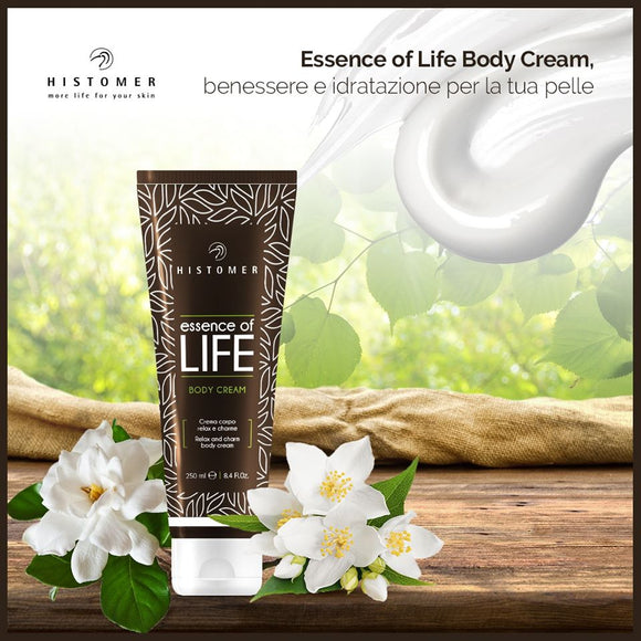 Histomer Essence of Life Body Cream 250ml - Histomer Malta