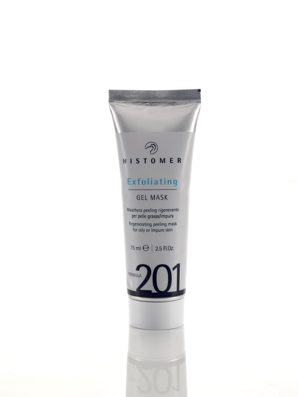 Histomer F201 Exfoliating Gel Mask (75ml) - Histomer Malta