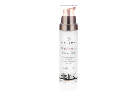 Histomer Hisiris Night Repair Dermal Cream (50ml) - Histomer Malta