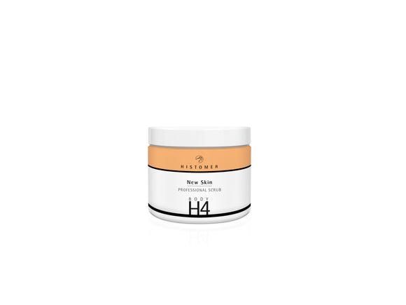 Histomer H4 New Skin Professional Body Scrub (500ml) - Histomer Malta