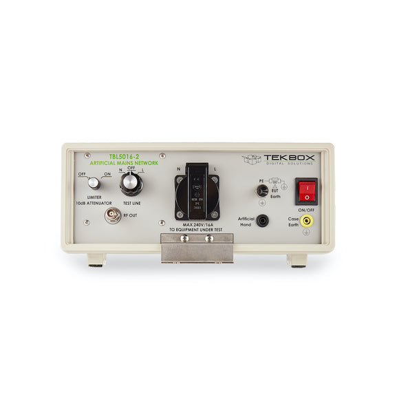 TBL5016-2 - 50uH 16A Line Impedance Stabilisation Network LISN CISPR 16