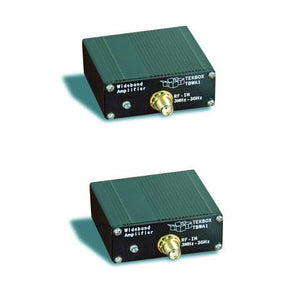 Wideband amplifier set, 1 TBWA2/20dB, 1 TBWA/40dB
