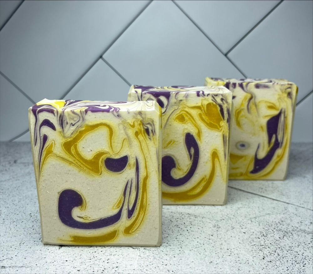 Freesia Artisan Goats Milk Soap