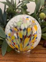 PRE ORDER - White Feather Friendship Ball
