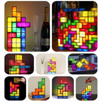 Gamer Puzzle Blok Light