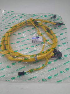 KOMATSU PC300-7 Excavator Engine Wiring Harness 6743-81-8310 (Genuine)