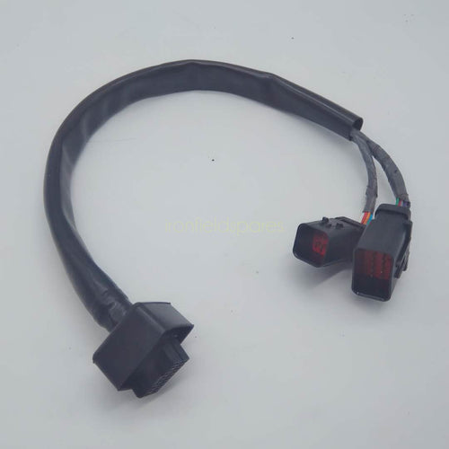 CAT 320D2 Monitor Wire Harness Monitor Cable (Part of 420-4514 / 456-2194 / 309-5711)