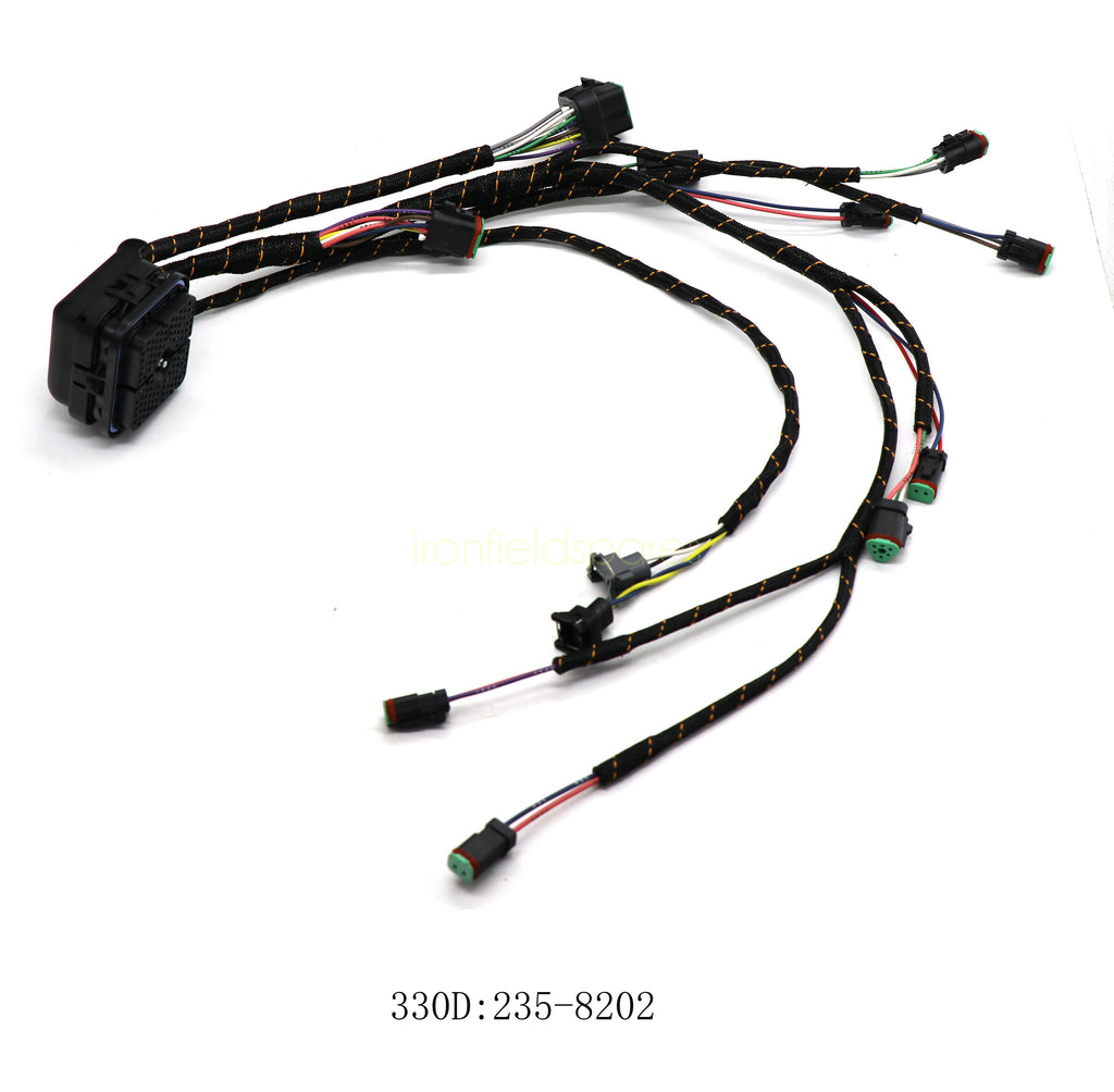 235-8202 CATERPILLAR CAT 330D Engine Wire Harness for Acert C9