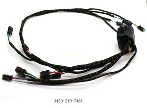 219-7461 CATERPILLAR CAT 345D Engine Wire Harness for Acert C9