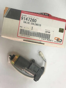 Hitachi Genuine High Speed Solenoid Valve 9147260 EX200-2 EX200-3 EX200-5