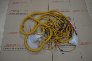 CAT320D E320D Chassis Wire Harness C6 C6.4 306-8777 3068777