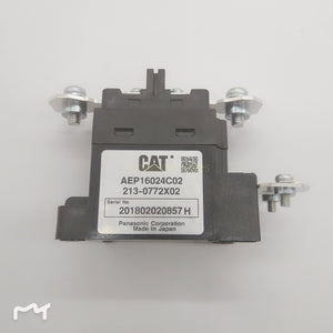 213-0772 CATERPILLAR CAT 320D 325D 330D Relay -Genuine