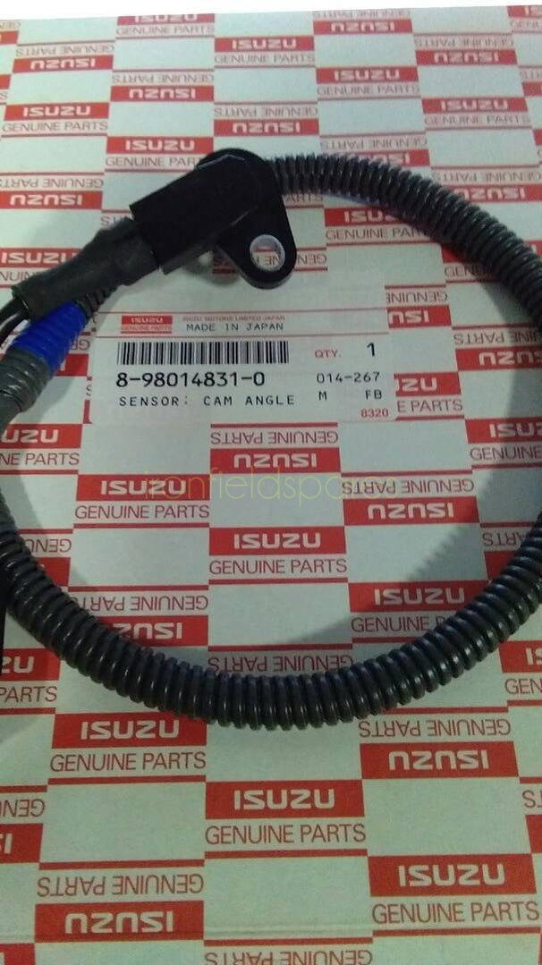 ISUZU Genuine Camshaft Angle Sensor 8-98014831-0 and 8-97306113-1