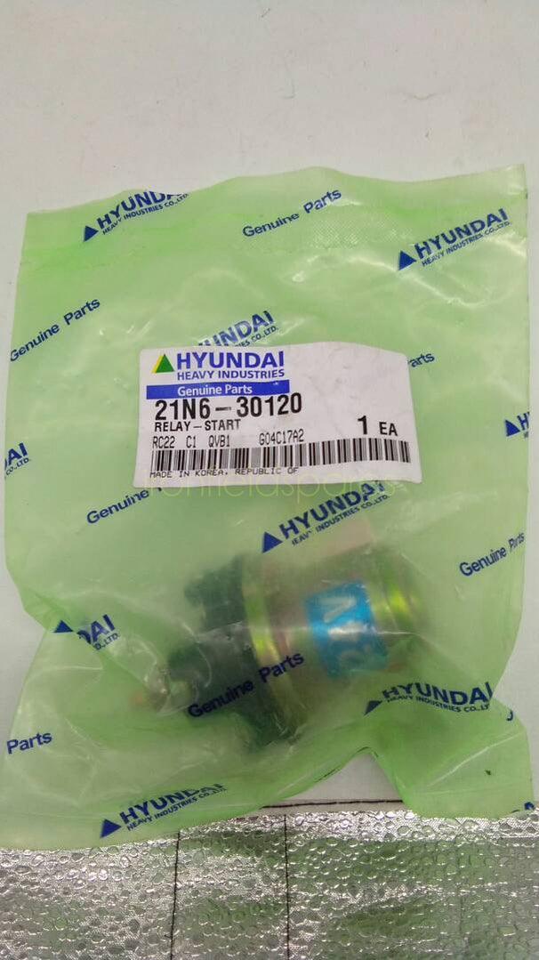 HYUNDAI R210-7 R225-7 Relay Start 21N6-30120 Genuine