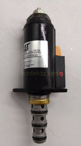 CAT 320B 320C Solenoid Valve 121-1490 with Red Dot