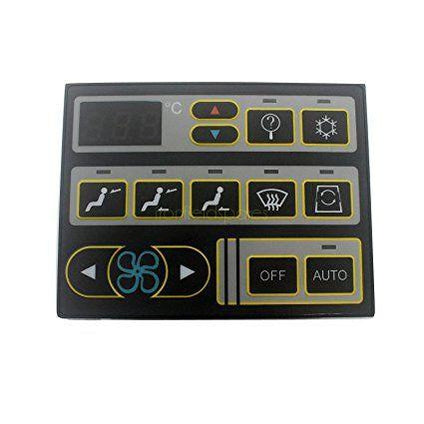 Volvo Excavator Air Conditioner Control Panel