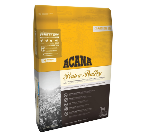 Acana Prairie Poultry Dog Food