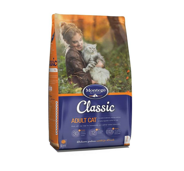 Montego Classic Adult Cat Food