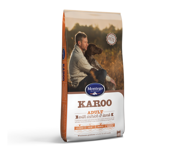 Montego Karroo Adult Dog Food