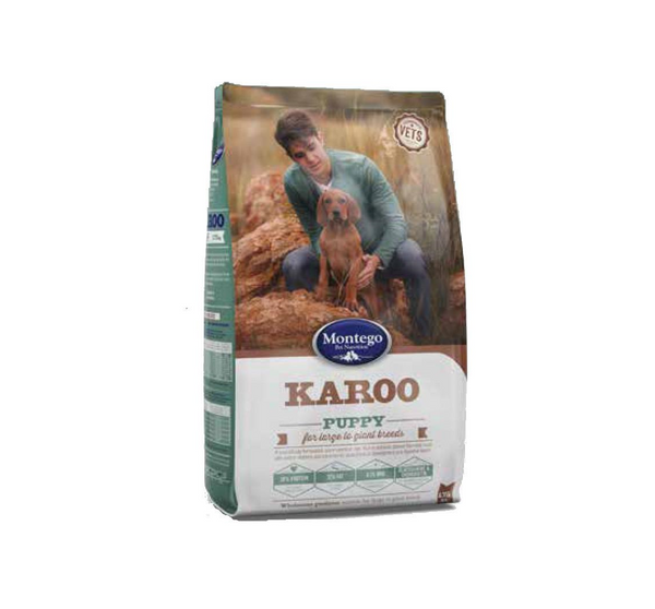 Montego Karroo Large Breed Puppy Dog Food