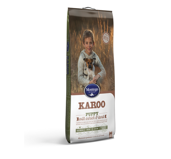 Montego Karroo Small Breed Puppy Dog Food