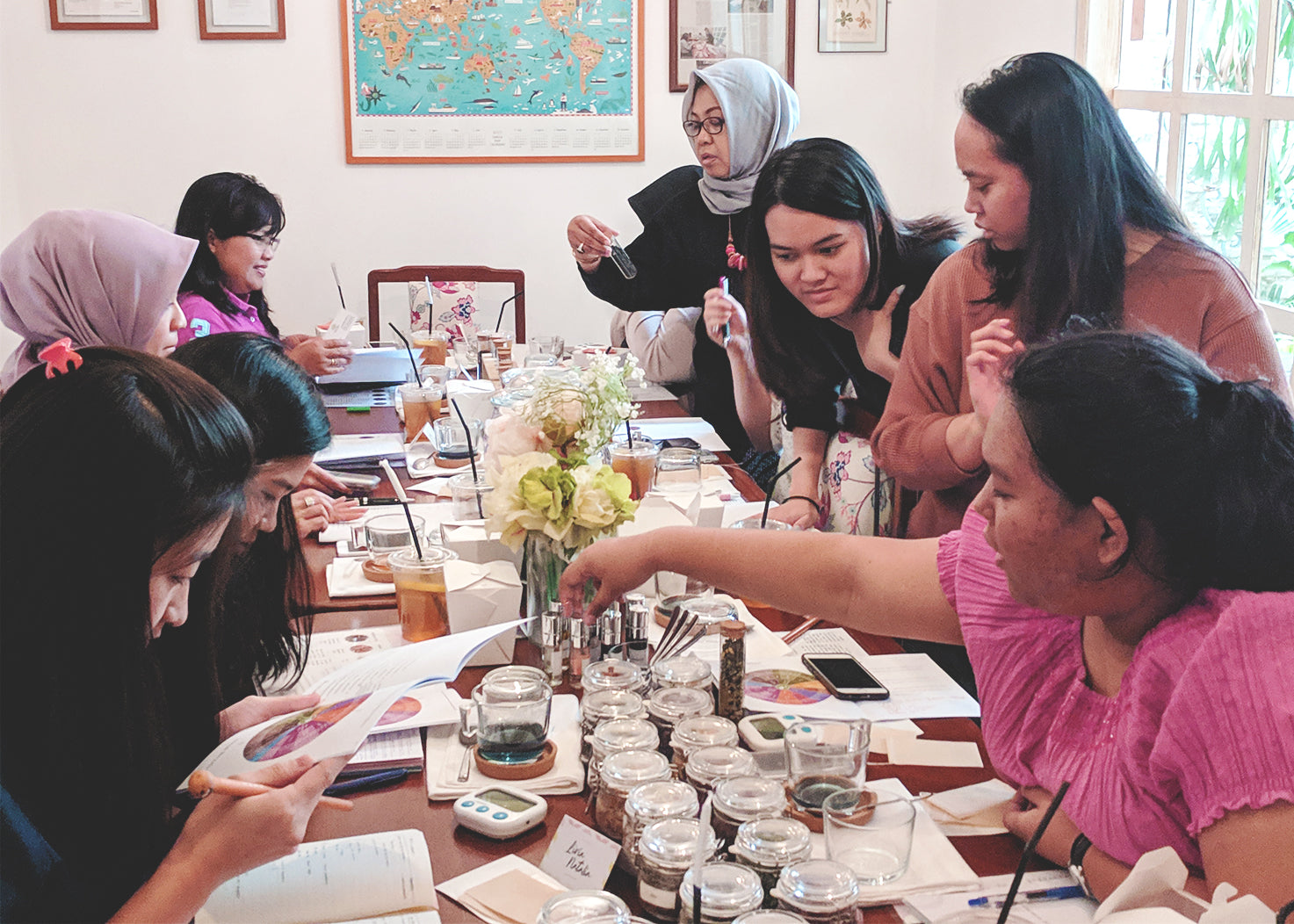 TEMA_Tea_Blending_Workshop_Jakarta