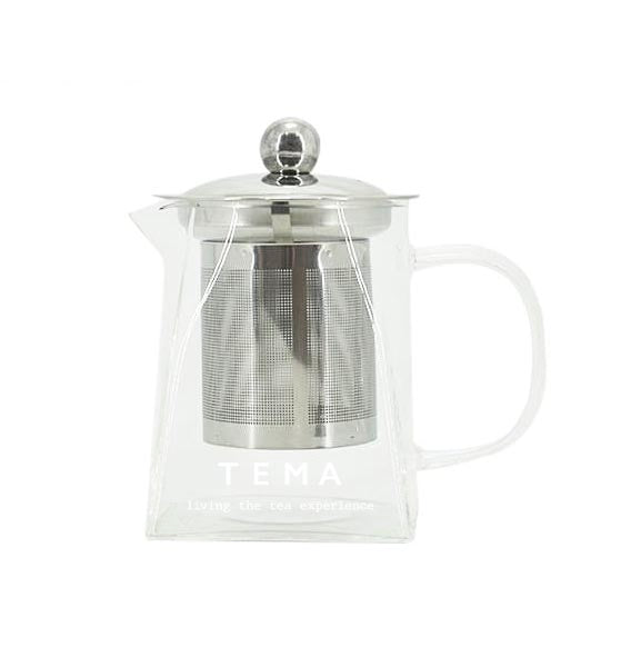 TEMA Glass Tea Pot 350ml