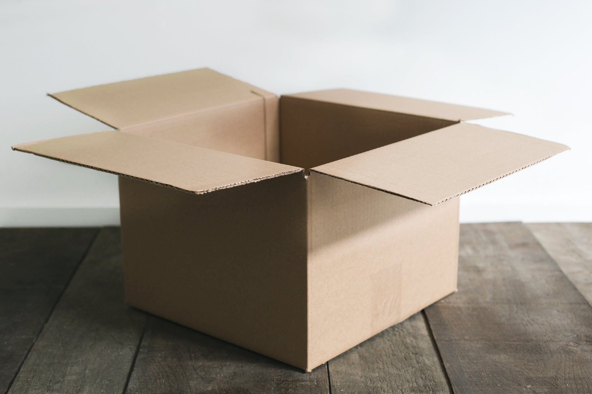 Different Styles Of Cardboard Boxes