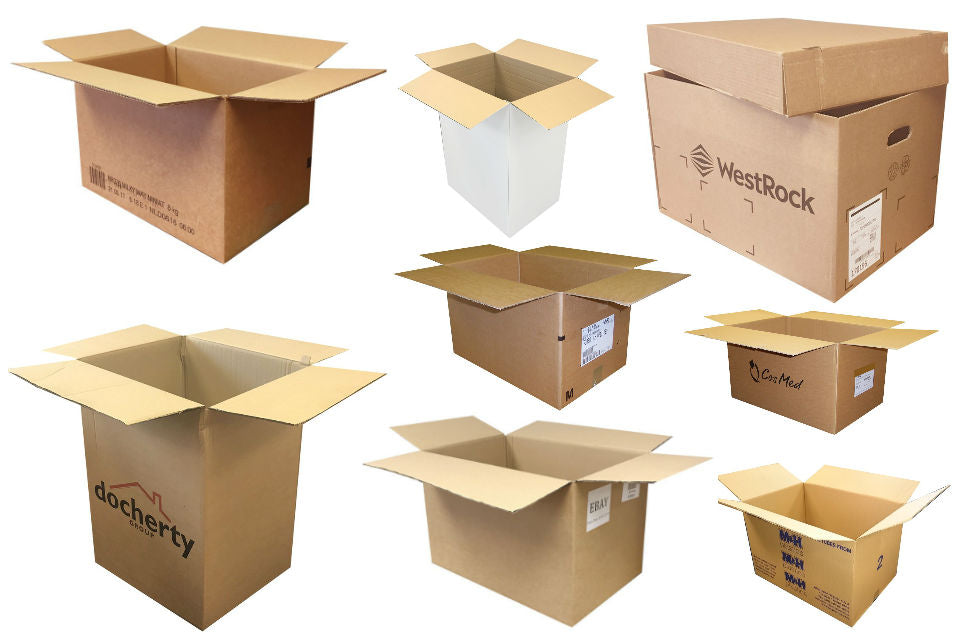 Cardboard box reuse - what's it all about?