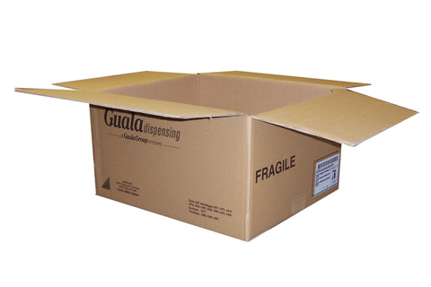 strong double wall cardboard boxes 580mm