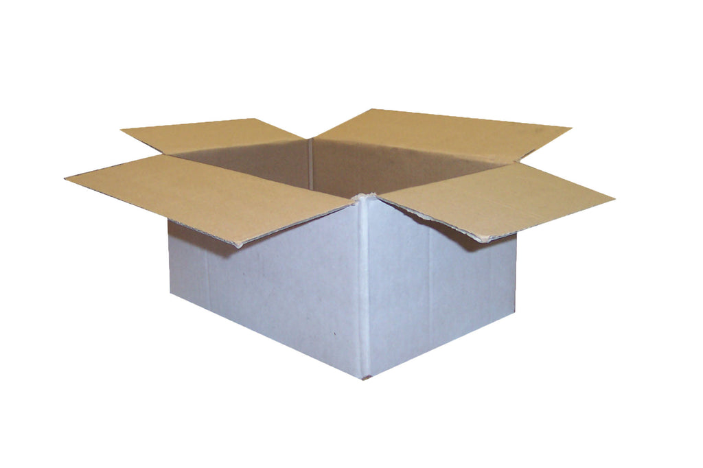 New Plain Single Wall Box - 310mm x 230mm x 150mm