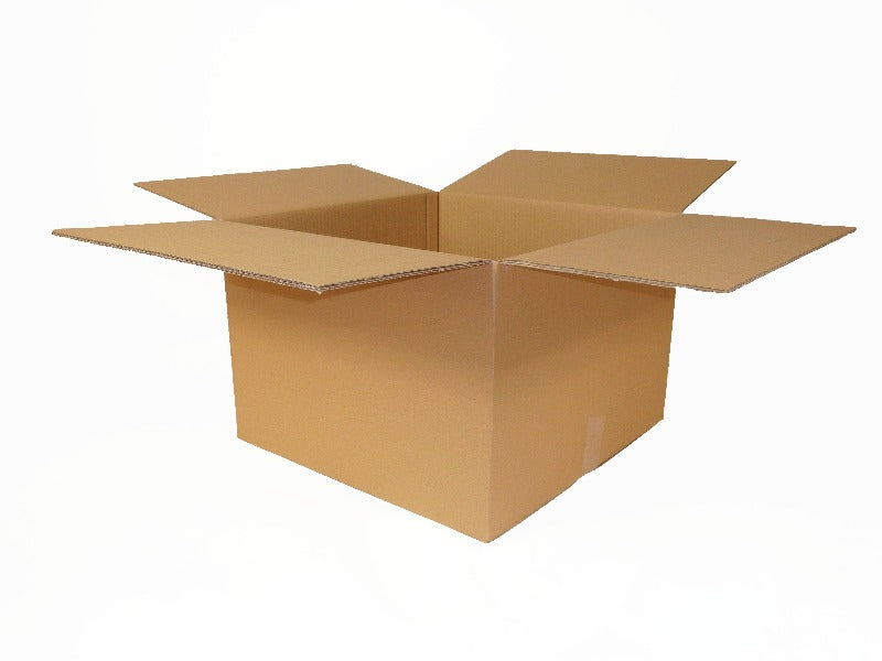 New Plain Double Wall Box - 520mm x 490mm x 305mm
