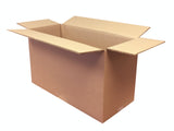 New Plain Strong Double Wall Box - 525mm x 225mm x 293mm