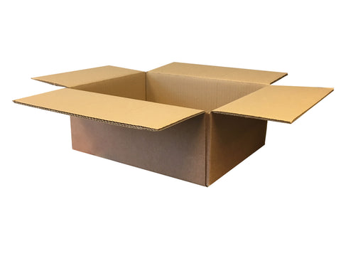 New Plain Double Wall Box - 390mm x 303mm x 143mm