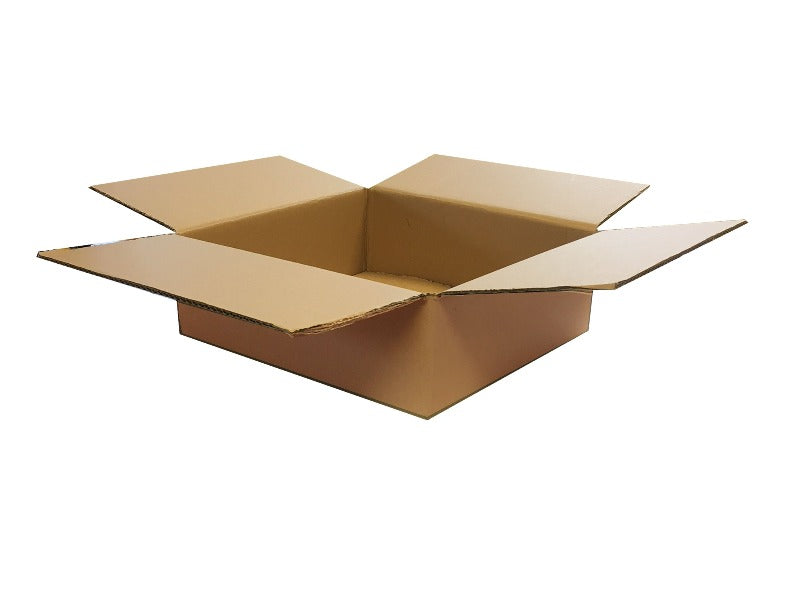 New Plain Double Wall Box - 305mm x 295mm x 100mm